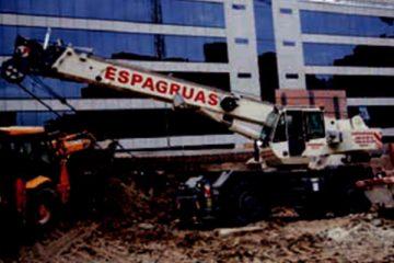 camiones - Gruas Granada - Gruas Madrid