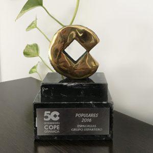 Premio Popular a la Profesionalidad en el Servicio