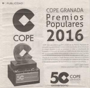 Foto Premios Populares 2