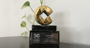 Premio Popular a la Profesionalidad en el Servicio - Espagruas