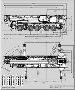 Grua Faun Atf 180G-5 - Espagruas 4