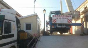 Espagruas - servicios gruas Granada - Gruas Madrid